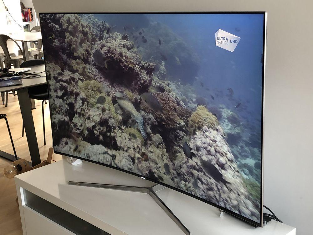 TV samsung série 9 incurvée 450 Puteaux (92)