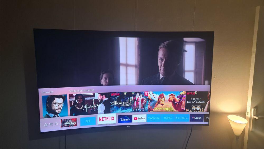 TV SAMSUNG 4K SUHD ULTRA HD 65cm 2000 Mantes-la-Jolie (78)