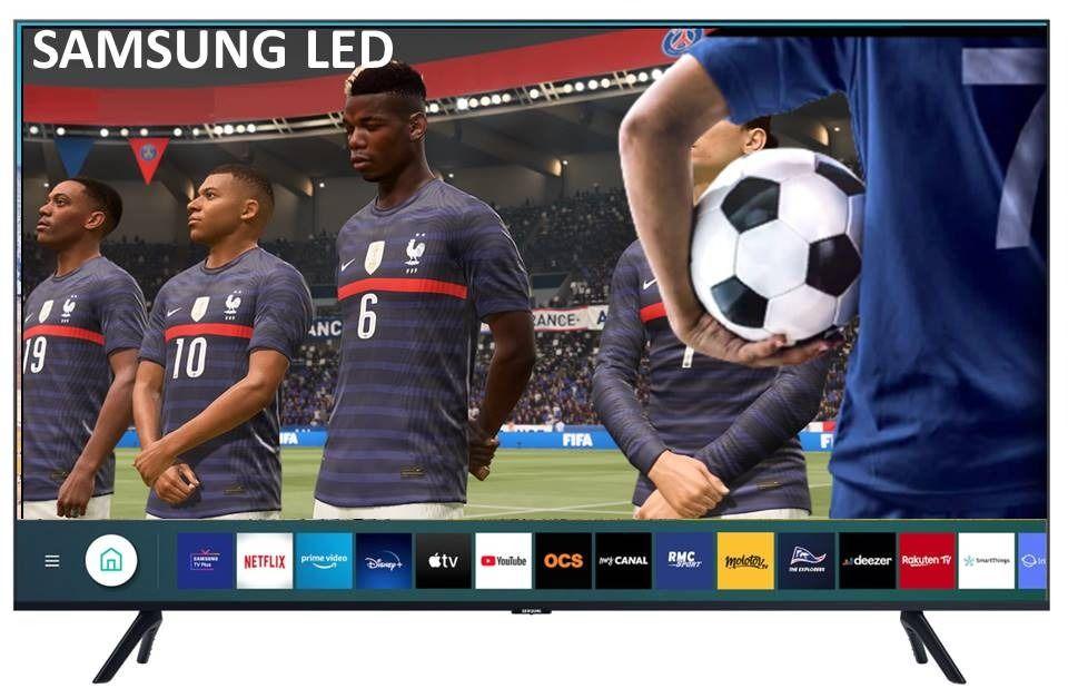 TV LED Samsung UE75TU8005 2020 (Neuf - garanti 2 ans) 999 Portet-sur-Garonne (31)