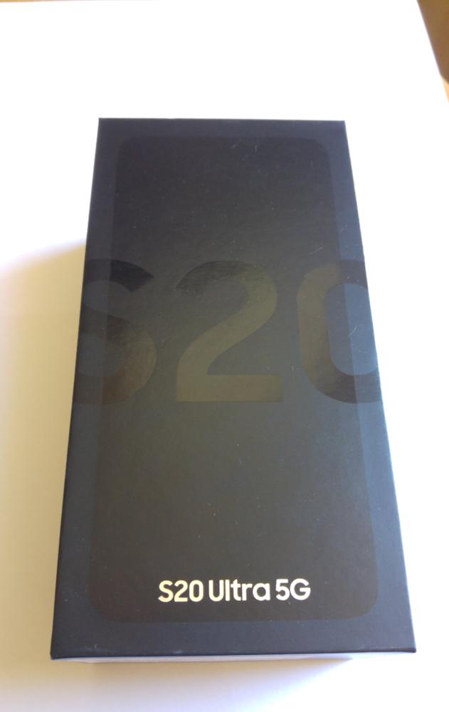 Samsung S20 ultra, neuf sous scellé 1100 Paris 12 (75)