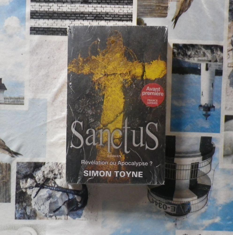 SANCTUS Révélation ou Apocalypse ? de Simon TOYNE ***NEUF*** 5 Bubry (56)