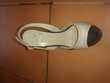 sandale à talon GF FERRE 115 Saint-Paul (97)