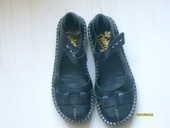Sandales cuir Rieker 40 Plouescat (29)