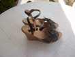 SANDALES NOIRES Chaussures
