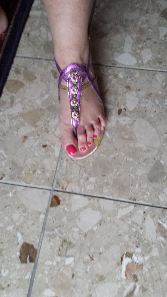 sandales tongs LOLLIPOPS 25 Paris 10 (75)