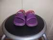 Sandales violet t24