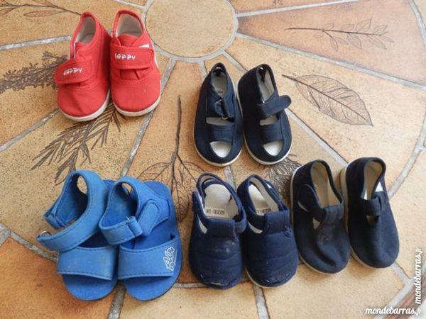 Sandalettes BEBE 3 La Garenne-Colombes (92)
