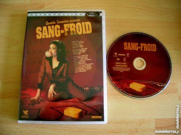 DVD SANG-FROID - Quentin Tarantino 9 Nantes (44)