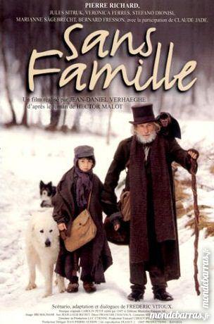Dvd: Sans famille (226) DVD et blu-ray