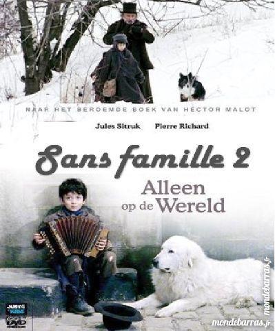 Dvd: Sans famille 2 (228) DVD et blu-ray