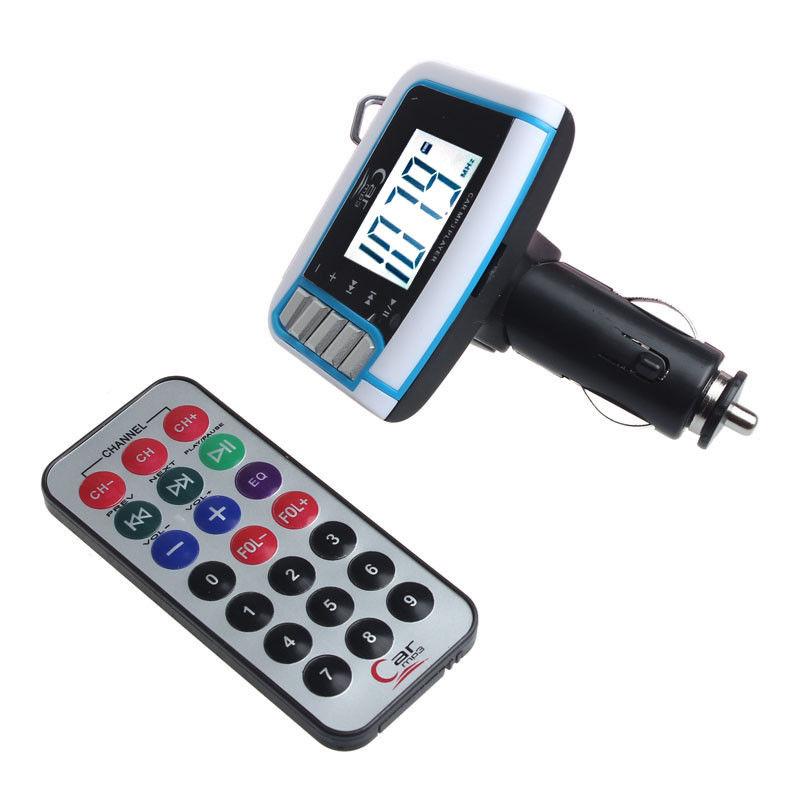 Sans-fil LCD de lecteur MP3 de Voiture d'Émetteur  3 Paris 12 (75)