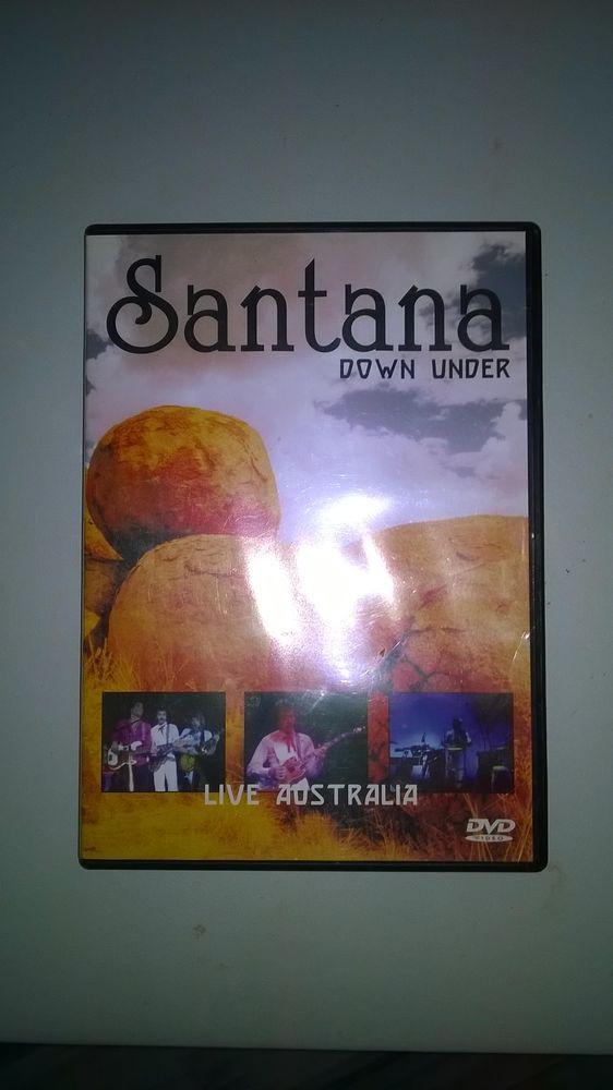 DVD Santana: live in Australia 1979 Excellent etat 9 Talange (57)