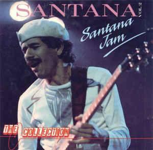 cd Santana  Vol. 2 Santana Jam (état neuf) 1 Martigues (13)