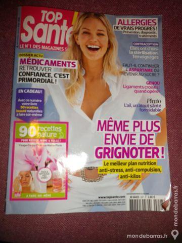 Top Santé n°247 Livres et BD