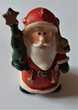 santon Papa Noël céramique