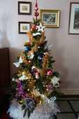 Sapin de Noël artificiel avec décoration 80 Lille (59)