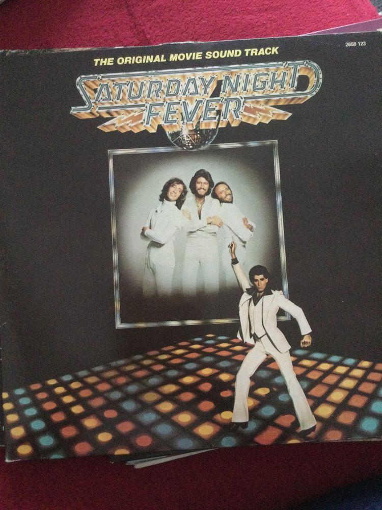 Saturday night fever CD et vinyles