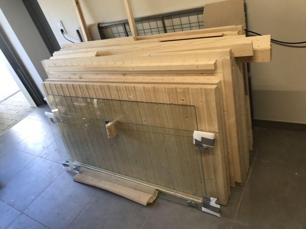 sauna démonté 50 Thionville (57)