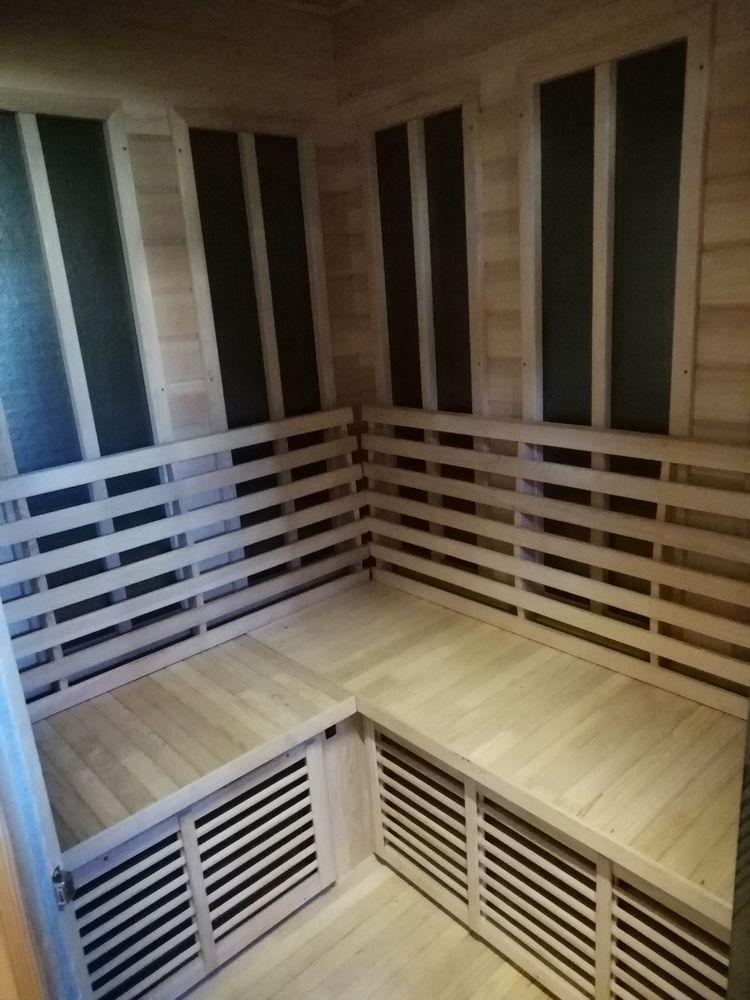 Sauna infra rouge  450 Coignières (78)