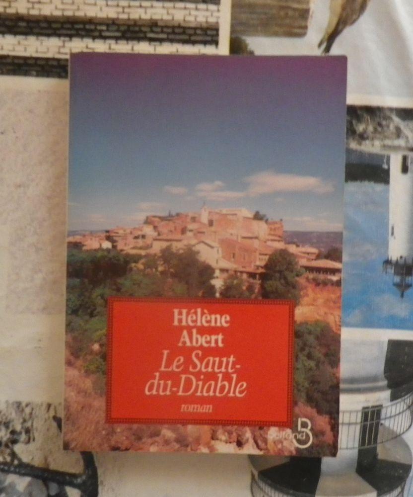 LE SAUT-DU-DIABLE de Hélène ABERT Ex DEDICACE 5 Bubry (56)