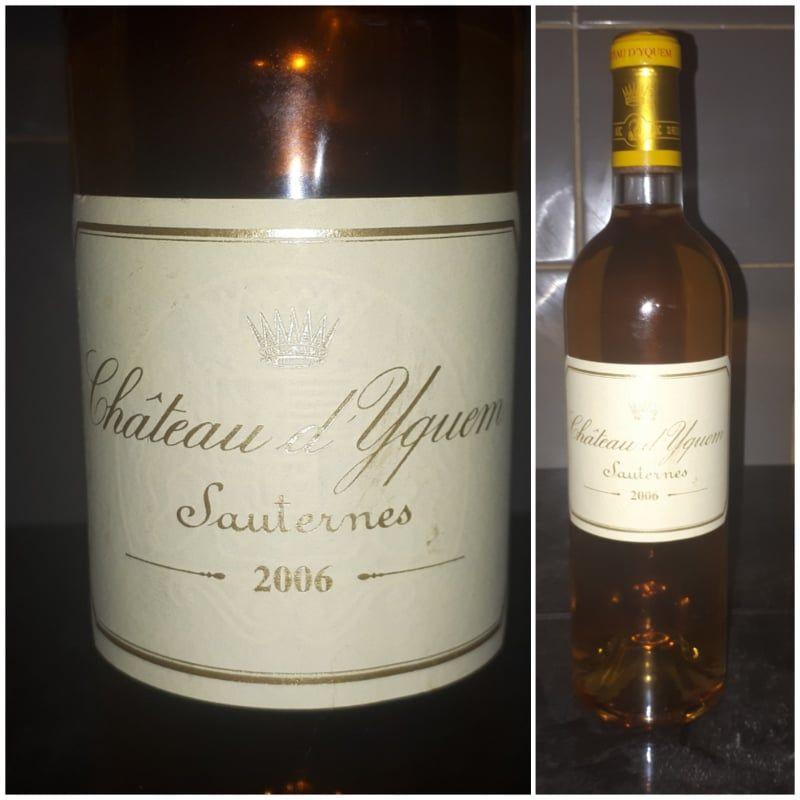 Sauterne Château d'Yquem de 2006 300 Miramont-de-Guyenne (47)