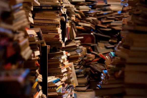 Sauvetage de livres. 0 Clermont-Ferrand (63)