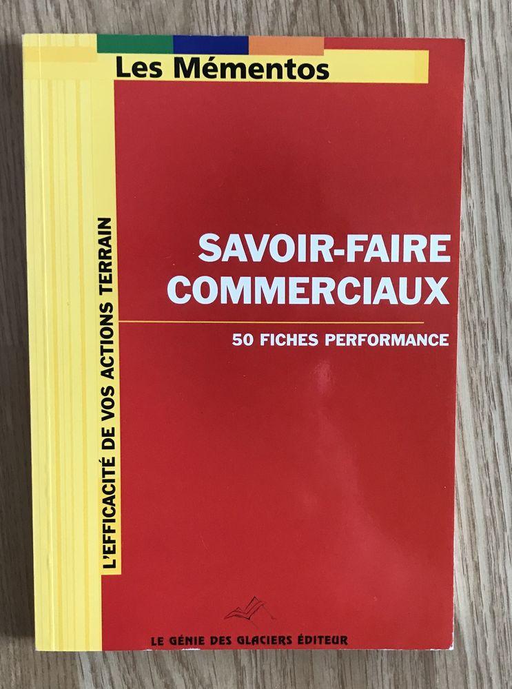Savoir-faire Commerciaux 50 fiches performance  Les Mémento  6 Saâcy-sur-Marne (77)