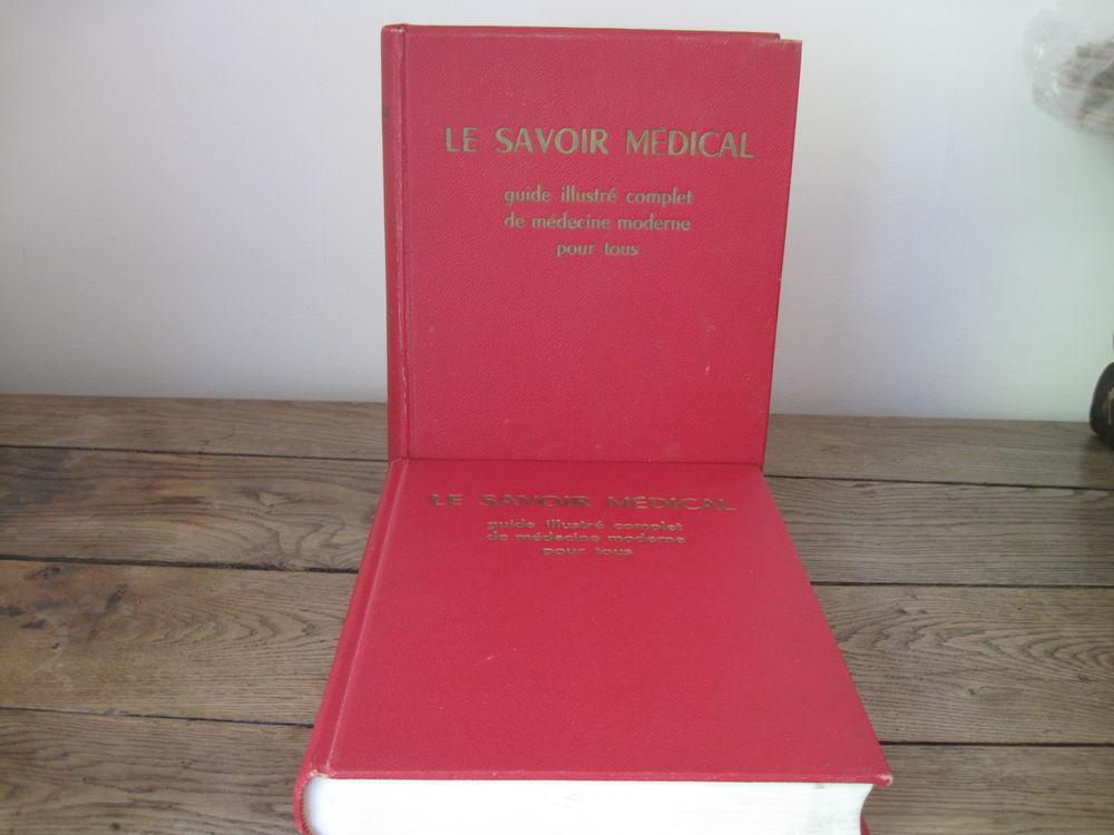 Le Savoir Médical 2 volumes 4 Croissy-Beaubourg (77)