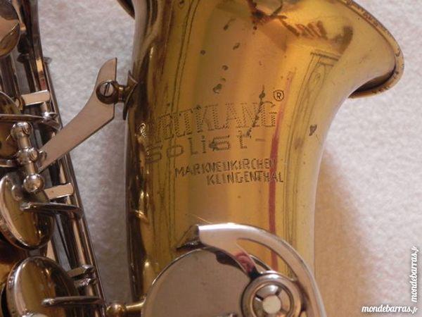 Saxo alto Weltklang solist