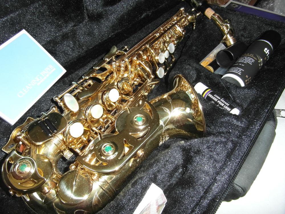 saxo soprano courbe  350 Raillencourt-Sainte-Olle (59)