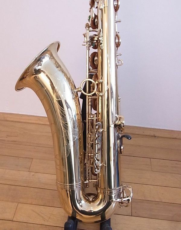 Saxophone Selmer ténor Super Action 80 II 1000 Fossoy (02)