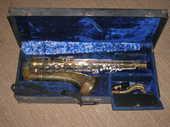 Saxophone Tenor Holton Collegiate-usa 850 Renac (35)