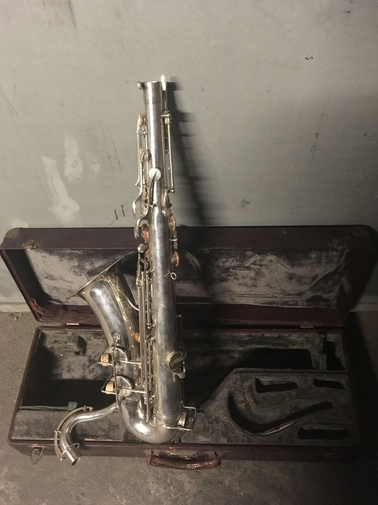 Saxophone Tenor Lyrist argenté 1399 Paris 1 (75)