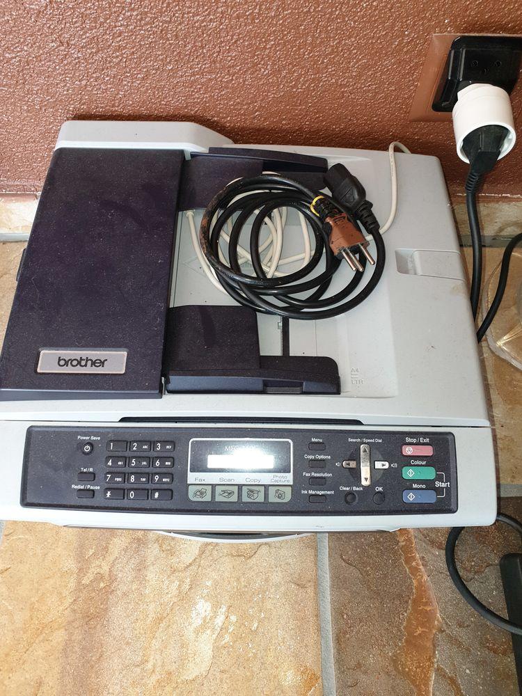 Fax/Scan/Photocopieur marques BROTHER et HP Matériel informatique