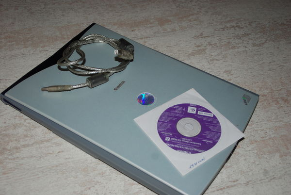 Scanner à plat A4 CanonScan N1240U 40 Seythenex (74)