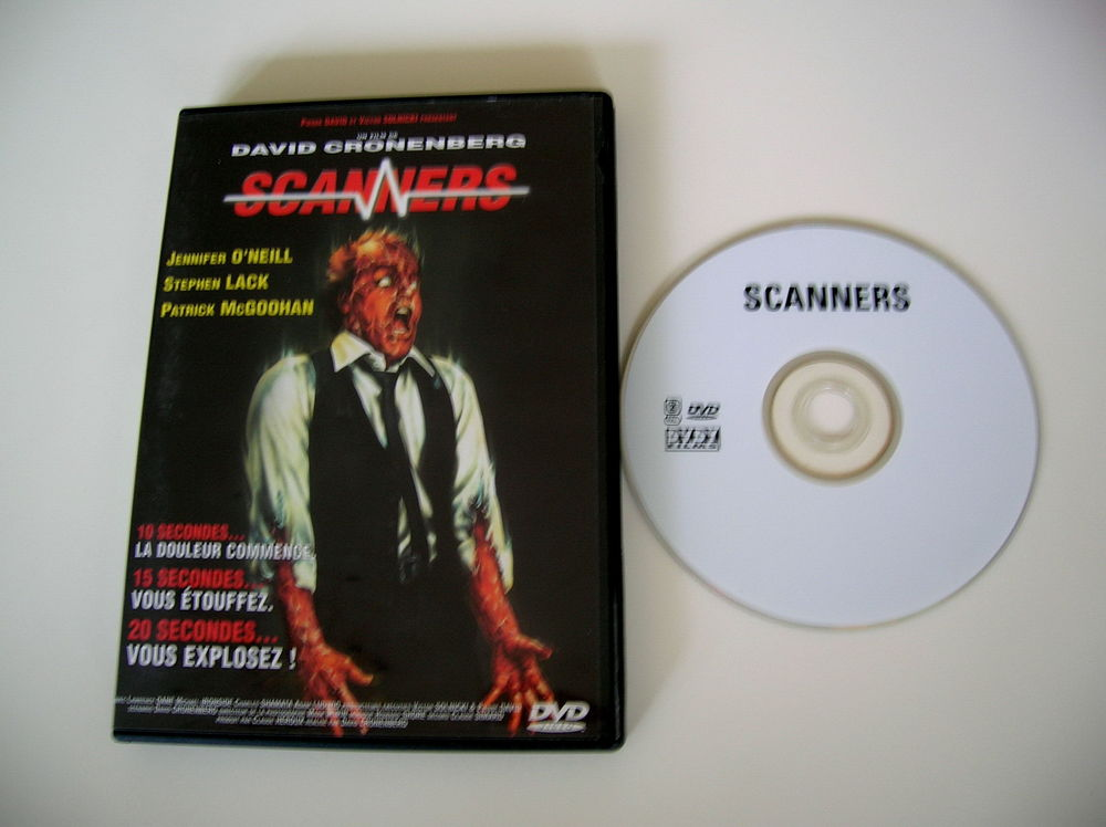 DVD SCANNERS (Wes Craven) 3 Nantes (44)
