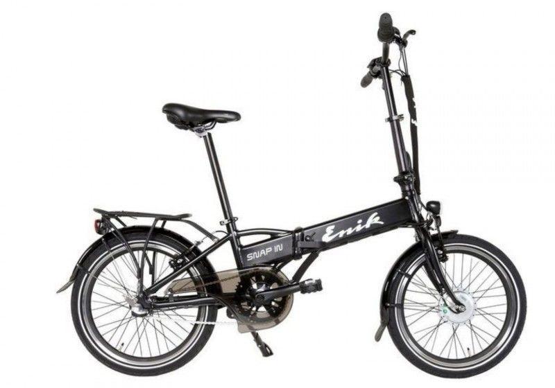 VAE E-scape noir (vélo pliant à assistance électrique) 700 Avignon (84)