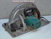 Scie circulaire de charpente MAKITA 480 Cagnes-sur-Mer (06)