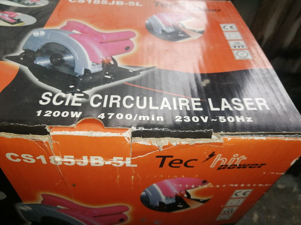 Scie Circulaire Laser 25 Poissy (78)