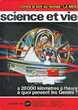 SCIENCE ET VIE n°564 1964  BOING  GEMINI