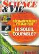 SCIENCE ET VIE n°963 1997  RECHAUFFEMENT CLIMATIQUE