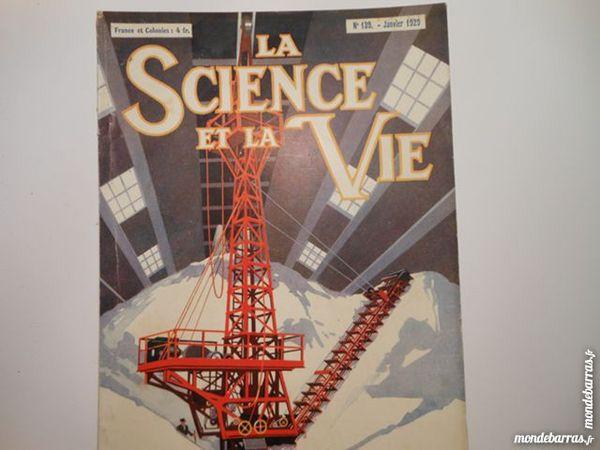 science et vie N°140 de fevrier 1929 5 Grézieu-la-Varenne (69)