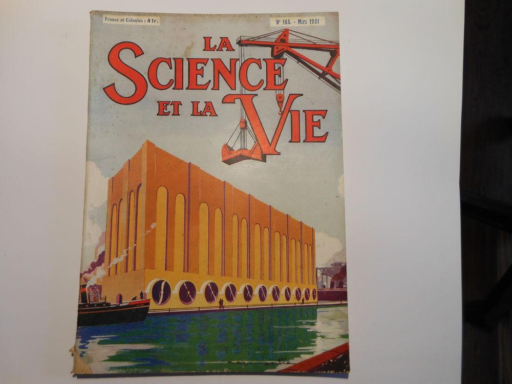 science et vie N°165 p23 5 Grézieu-la-Varenne (69)