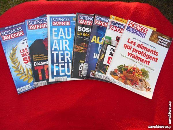 39 n° SCIENCES ET AVENIR magazine Livres et BD