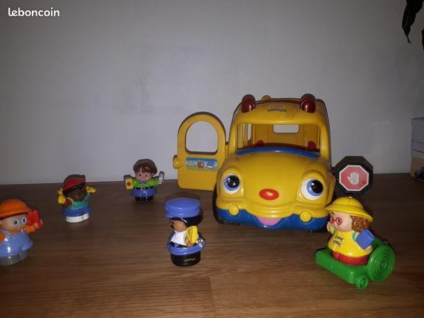 Bus scolaire 0 Launaguet (31)