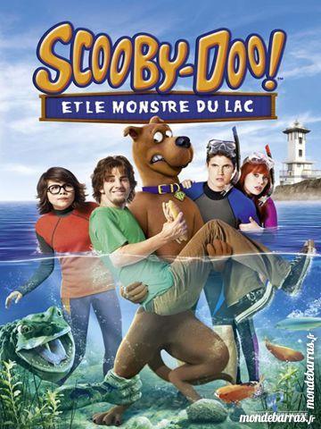 K7 vhs: Scooby-Doo et le monstre du lac (469) 6 Saint-Quentin (02)