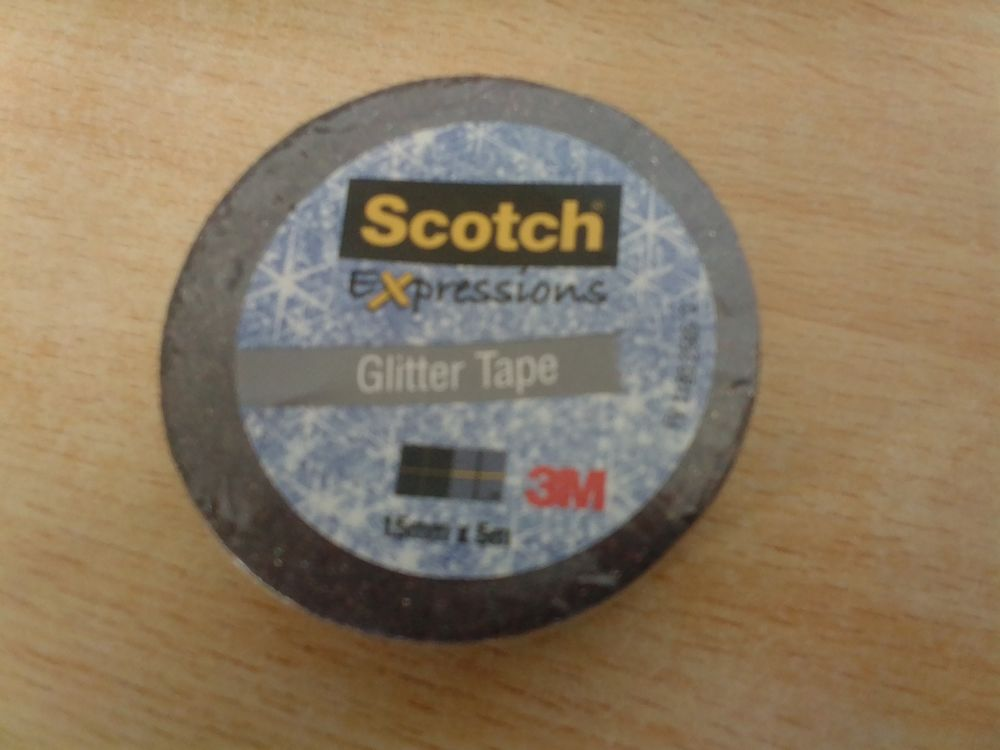 scotch glitter tape muticolore neuf 15 mm x 5m 2 Bouxwiller (67)