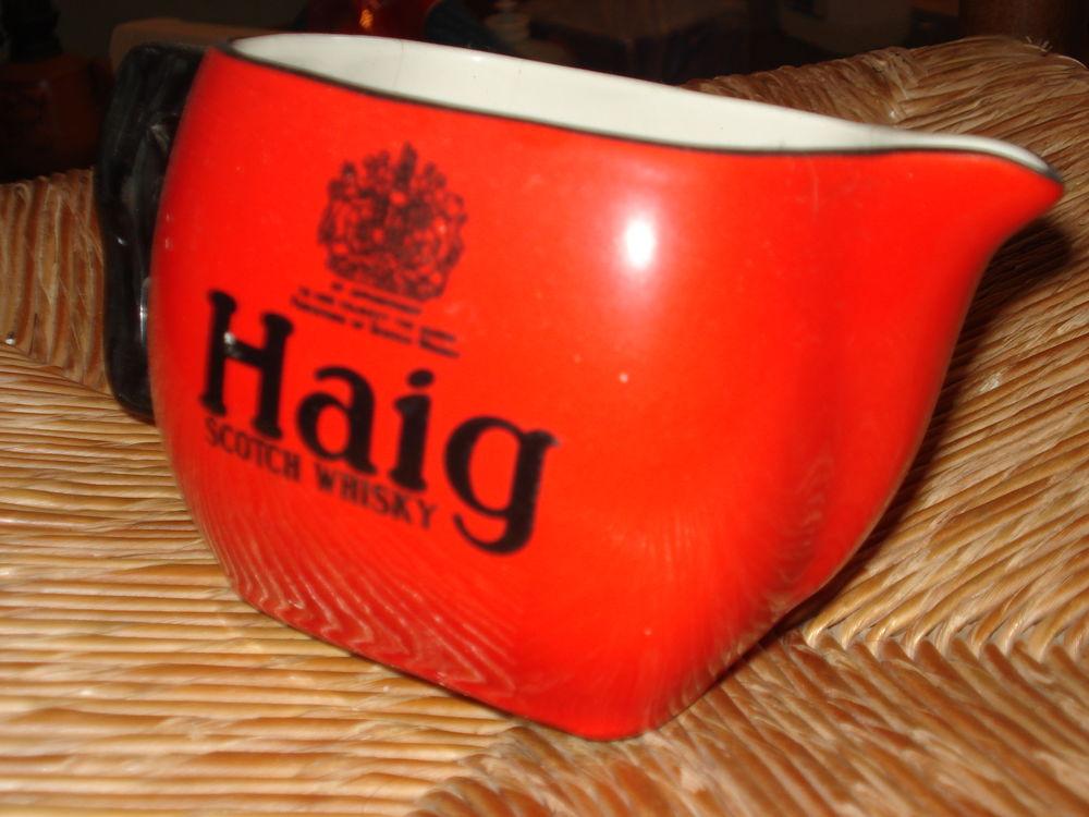 pot à scotch whisky   Haig  et autres vaisselles 10 Mérignies (59)