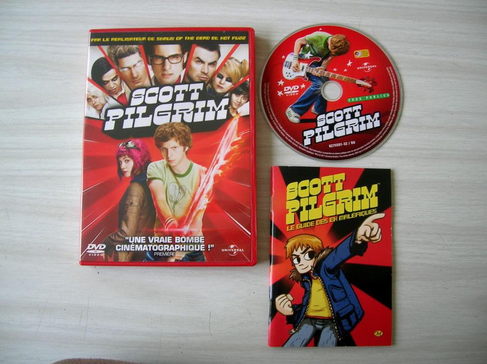 DVD SCOTT PILGRIM  7 Nantes (44)