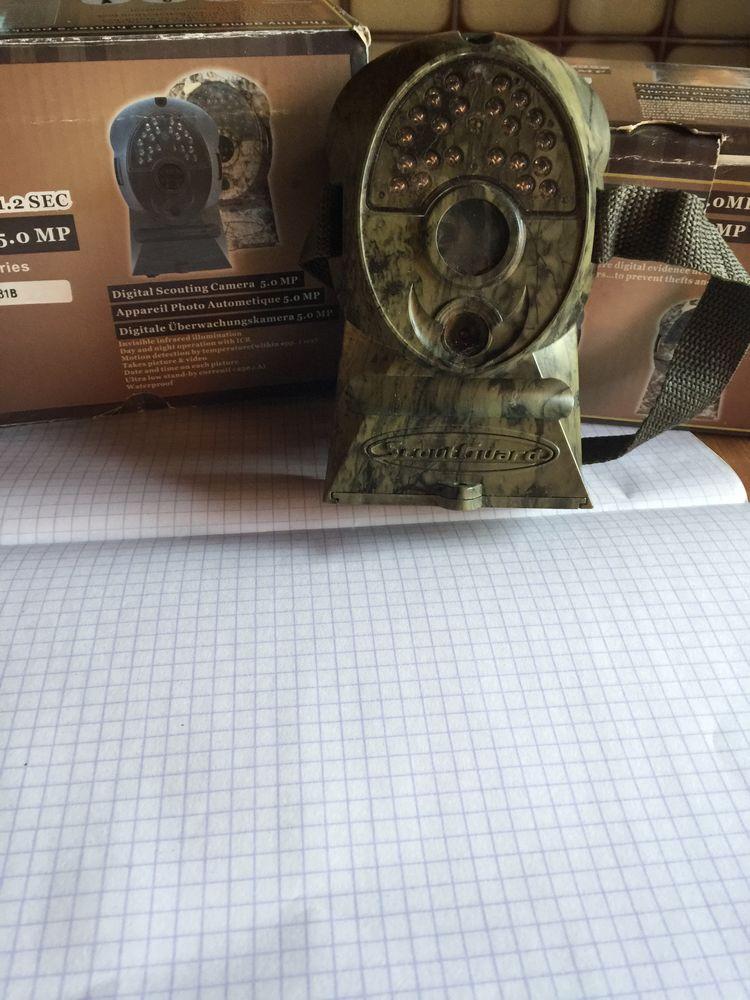 ScoutGuard surveillance  du gibier. 150 Thionville (57)